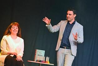 רן גפנר בהופעה